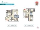 Ajmera Lugaano Floor Plan