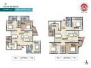 Ajmera Lugaano Floor Plan2