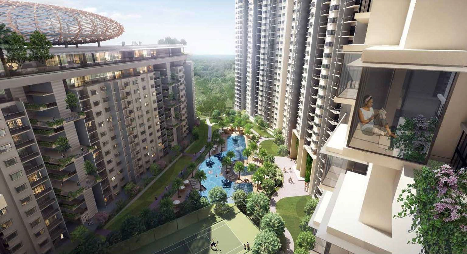Bhartiya City Phase 2