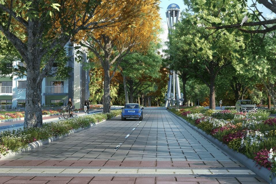 L and T Raintree Boulevard