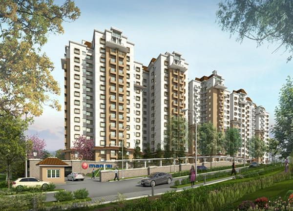 Mantri Webcity 2