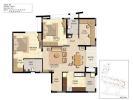 Floor plan Type-A3