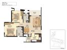 Floor plan Type-A1a