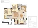 Floor plan Type-A3a
