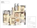 Floor plan Type-B1a