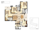 Floor plan Type-B5a