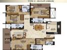 Floor  plan 2615 4BHK