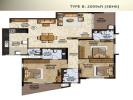 Floor plan - 2059 - 3BHK