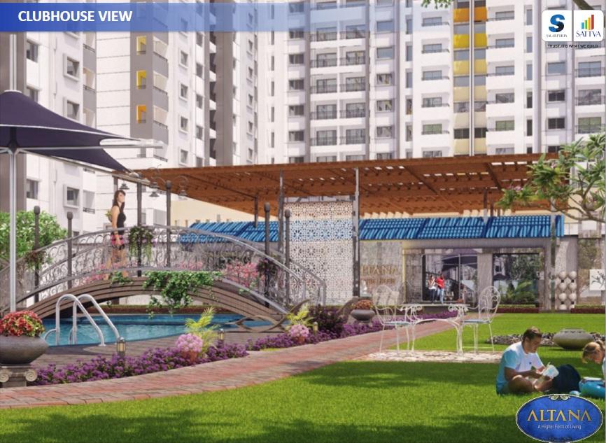 Salarpuria Sattva Altana View3