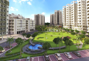 Srijan Realty Greenfield City Image