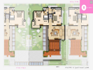 Floor plan Type-B 4BHK
