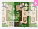 Floor plan Type-B rectangular