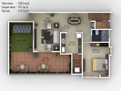 Unit Plan - Duplex Lower